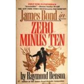 James Bond in Zero Minus Ten