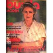 Бурда/Burda 4'93/мода-плетиво и кроики/
