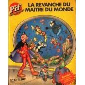 Pif La Revanche du Maitre du Monde/комикс/