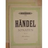 Händel /sonaten/