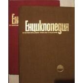 Енциклопедия на изобразителните изкуства в България 1-2