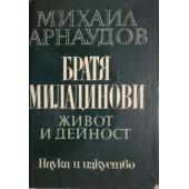 Братя Миладинови живот и дейност