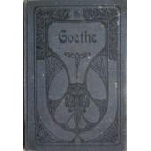 Goethes Werke. Auswahl in sechzehn Bänden