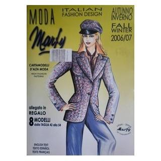Moden Dizajn Modeli Obleklo Modni Drehi Moda Marfy Spisanie Mdda