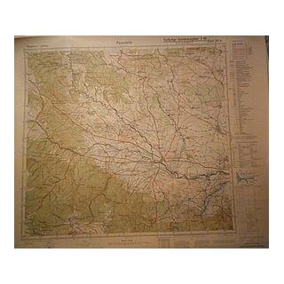 Pazardzhik Karta Stara Karta Selisha Okolnost Oblastta